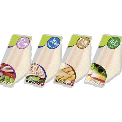 Packaging Panino